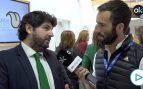 El presidente de Murcia a Ojeda: «Tengo mucho miedo al Gobierno Central»