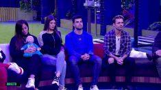 Pol Badía, Anabel, Nuria y Hugo