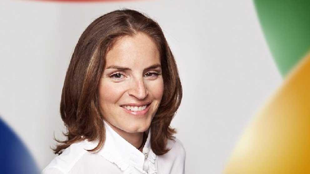 Santander ficha a la exdirectora de Twitter España Nathalie Picquot
