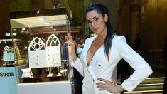 Valentina Vignali, en un evento. (GettyImages)