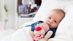 Cómo ve el recién nacido durante los primeros meses