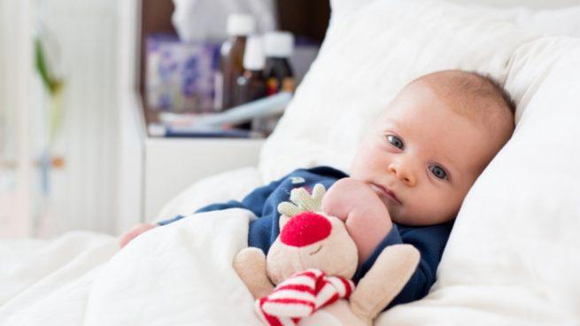 Ve el recién nacido durante los primeros meses