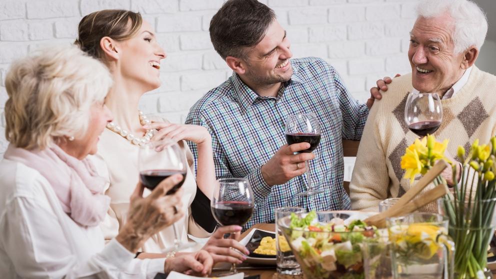 Consejos con tus suegros