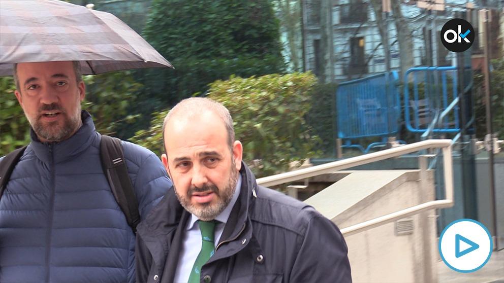 Francisco Martínez, ex secretario de Estado de Seguridad.