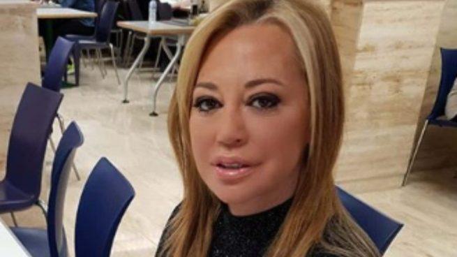 Instagram: Belén Esteban irreconocible después de un tratamiento estético