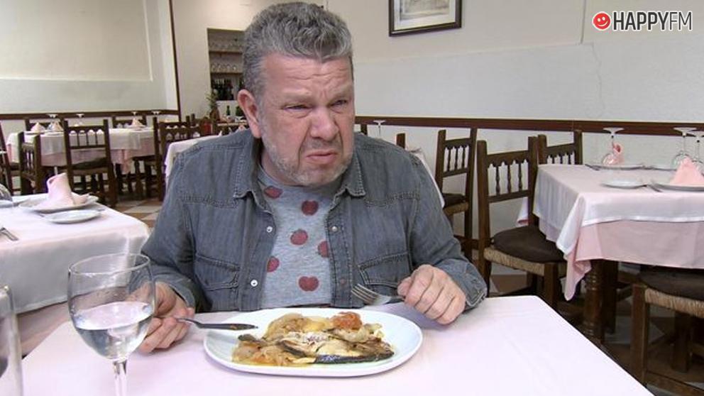 Pesadilla en la cocina: Chicote sufre una nueva polémica dos años después
