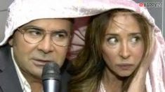 María Patiño y Jorge Javier Vázquez
