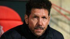 Diego Pablo Simeone (AFP).