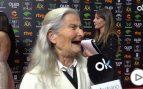 Benedicta Sánchez, Goya a Mejor Actriz Revelación a sus 84 años