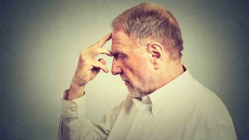 La pérdida de la memoria riesgo de enfermedad