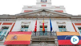 La Real Casa de Correos, sede del Gobierno de la Comunidad de Madrid.