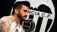 José Luis Gayá en rueda de prensa. (AFP)