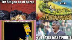 Los memes del Valencia-Barcelona.