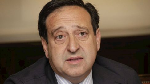 Pedro Barato, presidente de la asociación de agricultores Asaja