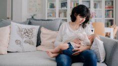 Descubre algunas de las mejores posiciones para la lactancia materna