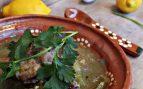 Costillas de cerdo en salsa verde