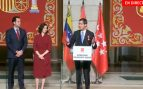 Juan Guaidó, en directo: Isabel Díaz Ayuso recibe al presidente encargado de Venezuela en su visita a Madrid