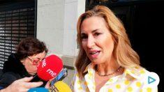 Ana Beltrán, presidenta del PP de Navarra. (Ep)