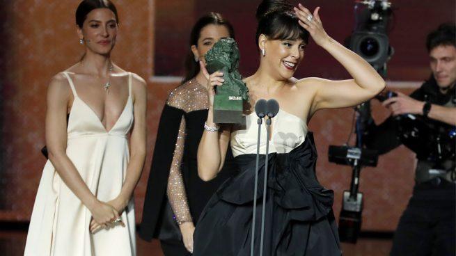 Belén Cuesta, premio a la mejor actriz en los Goya 2020