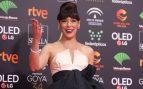 Belén Cuesta, premio mejor actriz en los Goya 2020
