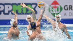 España pierde en penaltis ante Hungría en la final del Europeo 2020 de waterpolo (AFP).