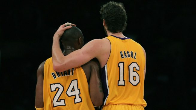 Kobe Bryant Gasol