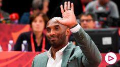 Kobe Bryant, en una aparición durante el pasado Mundial de baloncesto. (AFP)