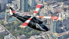 El modelo de helicóptero del accidente de Kobe Bryant