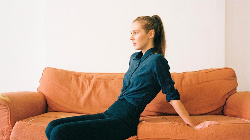 La artista australiana Carla del Forno.