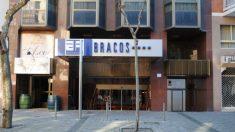 Hotel Bracos en Logroño. Foto: Google Maps