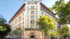 El NH Gran Hotel de Zaragoza