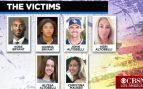 Identificados los nueve fallecidos en el accidente de Kobe Bryant
