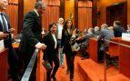 C's abandona la comisión del 155 tras un duro discurso contra los golpistas: «No son mártires»