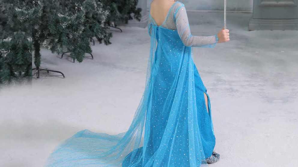 Elsa es uno de los personajes de animación más queridos de los últimos años