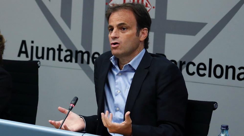 Jaume Asens. (Foto. Barcelona)