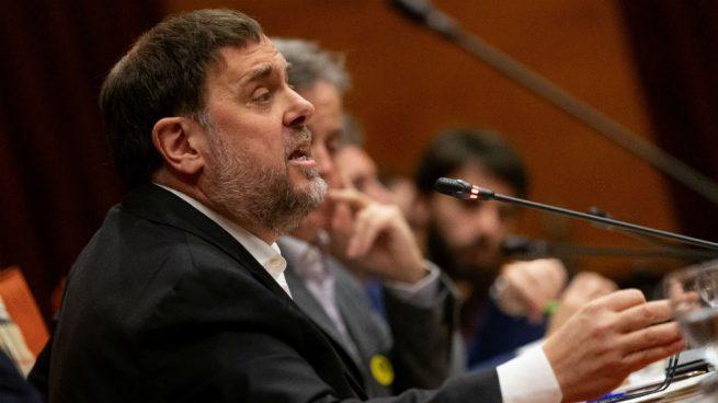 El exvicepresidente de la Generalitat, Oriol Junqueras, responsable del impuesto al lujo