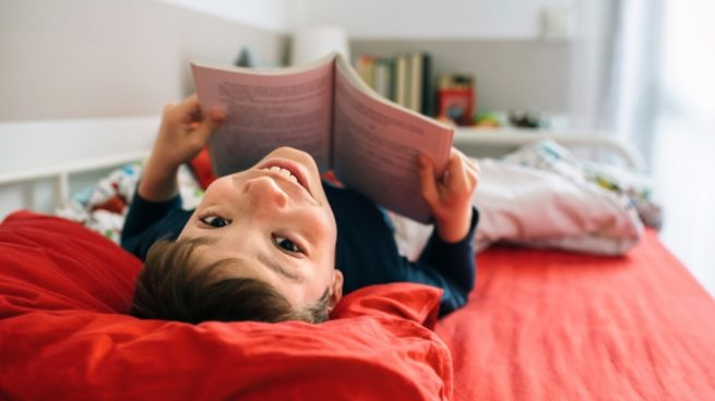 7 libros que conseguirán que los niños se enamoren de la lectura