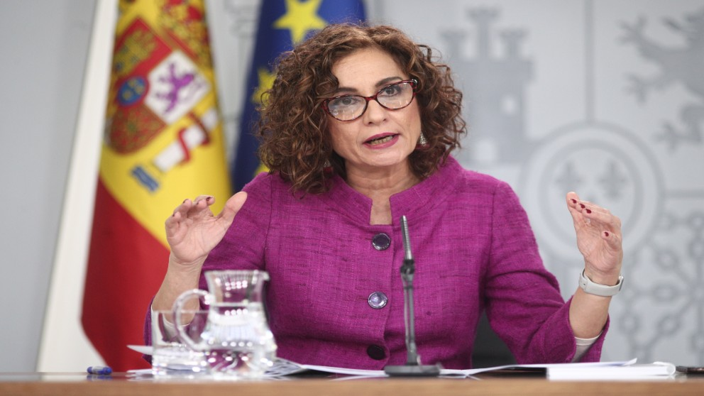 Ministra de Hacienda