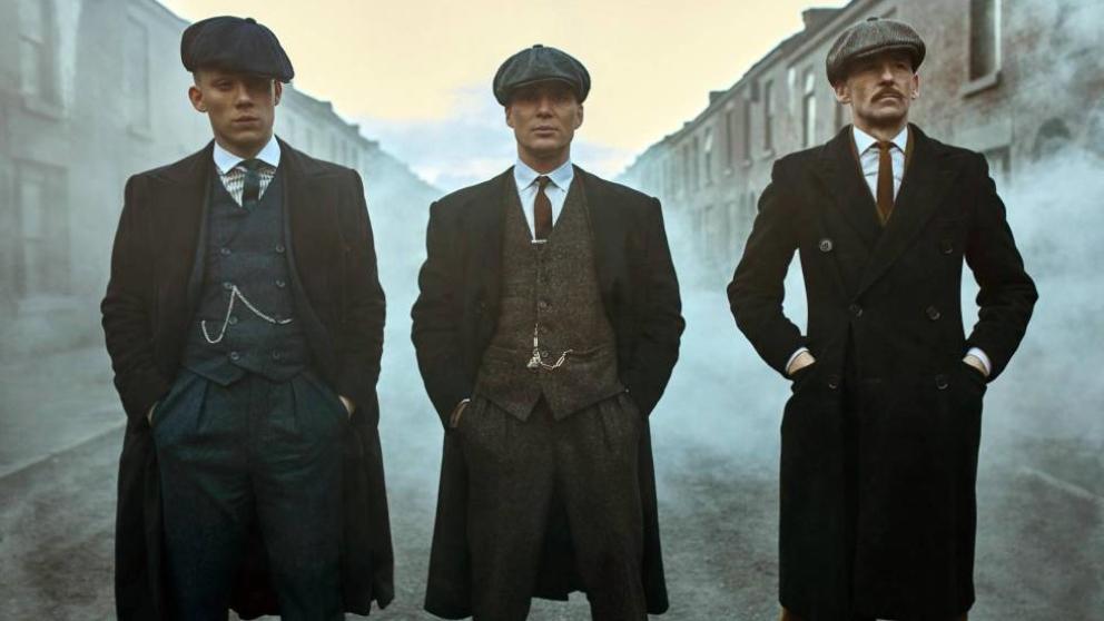 La banda de los 'Peaky Blinders'