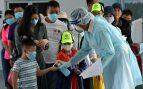 La OMS eleva de 'moderado' a 'alto' el nivel de riesgo global por el coronavirus de Wuhan