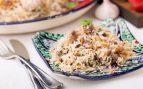 Receta de risotto de cordero