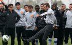 Sanidad despliega un dispositivo de seguridad ante la llegada del equipo de fútbol de Wuhan a Málaga
