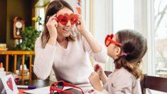 Cómo podemos celebrar San Valentín con los niños