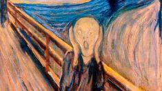 El 12 de febrero de 1994 es robado El Grito de Munch