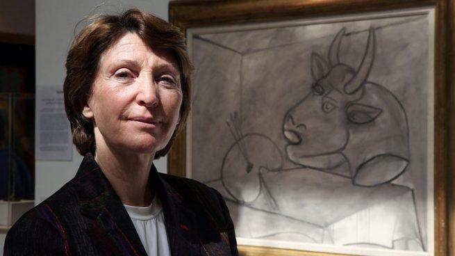 Marina Picasso, nieta de Pablo Picasso @GETTY