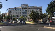 Hospital Regional de Málaga (Foto: EP)