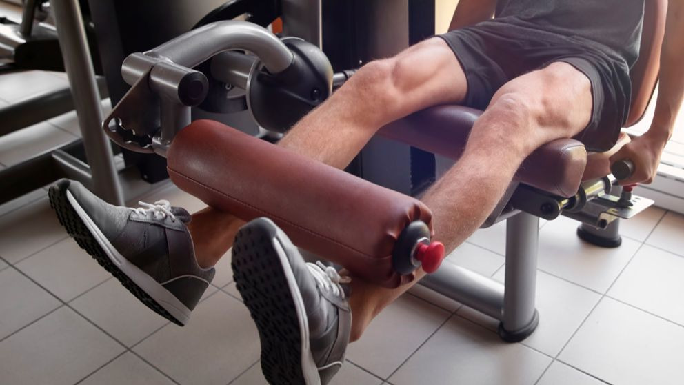 rutina para aumentar masa muscular en 4 meses