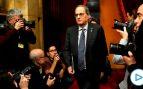 Torra rompe con ERC y convocará elecciones tras aprobar los Presupuestos de la Generalitat