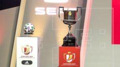 El sorteo de semifinales de la Copa del Rey se celebrará este viernes. (EFE)