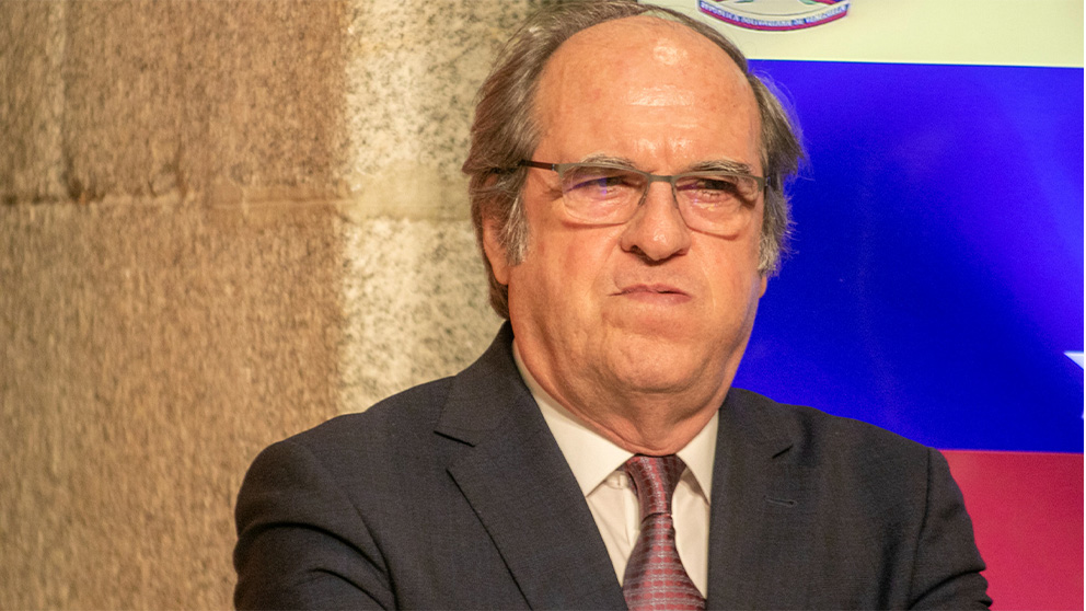 Ángel Gabilondo. (Foto: Enrique Falcón)